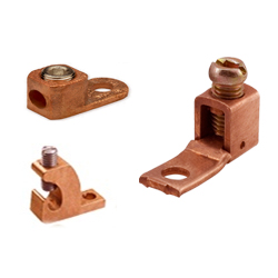 Copper Bronze Bolted Lugs